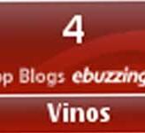 4º Blog de Vinos más influyente de diciembre según Ebuzzing