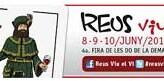 4º Reus Viu el Vi (del 8 al 10 de junio)