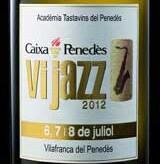 Vijazz 2012 (Vilafranca del Penedés, del 6 al 8 de julio)