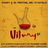 ViJuny 2012 (Barcelona, del 8 al 10 de junio)
