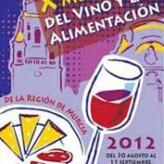 X Muestra del Vino y la Alimentación de Murcia (del 30 de agosto al 11 de septiembre)