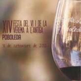 XIV Fiesta del Vino y de la Vendimia a la Antigua de Poboleda (Priorat, 8 de septiembre)