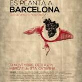 """2ª Montsant es Planta a Barcelona"" (10 de noviembre)"