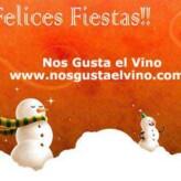 ¡Nos Gusta el Vino os desea Feliz Navidad y Felices Fiestas!
