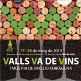"""Valls Va de Vins"" (Valls, 17 y 18 de mayo)"