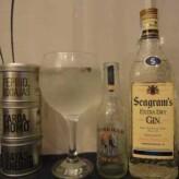 Especial Gin Tonics: Seagram's Gin