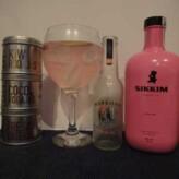 Especial Gin Tonics: Sikkim Fraise
