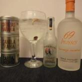 Especial Gin Tonics: 69 Brosses Naranja Navelina