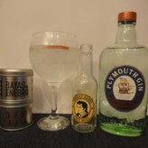Especial Gin Tonics: Plymouth Gin