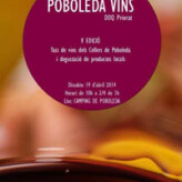Poboleda Vins 2014 (Priorat, 19 de abril de 2014)