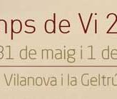 Temps de Vi 2014 (Vilanova i la Geltrú, 30 de mayo – 1 de junio)