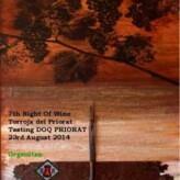 7ª Nit de Vins de Torroja del Priorat (23 de agosto de 2014)