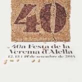 40ª Festa de la Verema d'Alella 2014 (del 12 al 14 de septiembre)