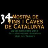 34ª Mostra de Vins i Caves de Catalunya (Barcelona, del 20 al 24 de septiembre de 2014)