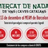 2º Mercat de Nadal de Vins i Caves Catalans (Barcelona, sábado 13 de diciembre 2014)