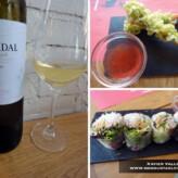 Restaurante Fetén, sushi fusion y hamburguesas gourmet se unen en este bistró de Castelldefels