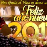 ¡Nos Gusta el Vino os desea un Feliz Año 2017!