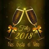 ¡Nos Gusta el Vino os desea Feliz Año 2018!