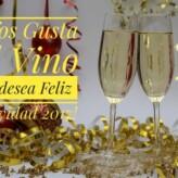 ¡Nos Gusta el Vino os desea una Feliz Navidad 2017!