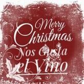 ¡Feliz Navidad 2018 amigos de Nos Gusta el Vino!