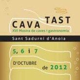 Cavatast 2012 (Sant Sadurní d'Anoia, del 5 al 7 de octubre)