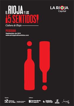 El Rioja y los 5 Sentidos 2013