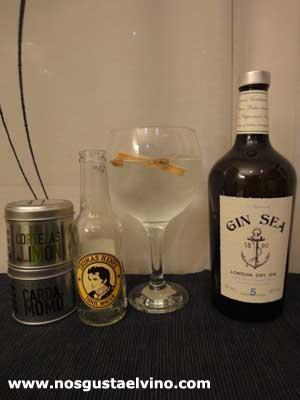 gin sea perfect serve