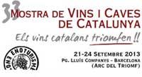 Mostra vins i caves catalunya 2013