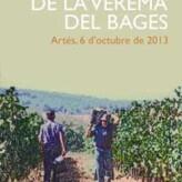 18ª Festa de la Verema del Bages (Artés, del 4 al 6 de octubre de 2013)