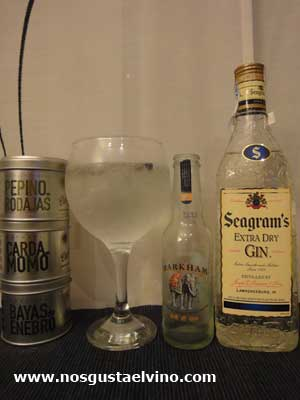 seagrams gin perfect serve