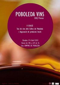 Poboleda Vins 2014