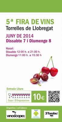 fira de vins torrelles de llobregat 2014
