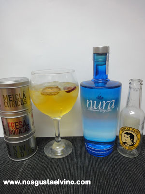 nura gin perfect serve