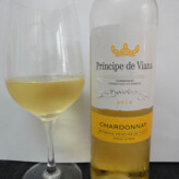 Bodegas Príncipe de Viana: Príncipe de Viana Chardonnay 2013
