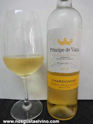 principe de viana chardonnay 2013