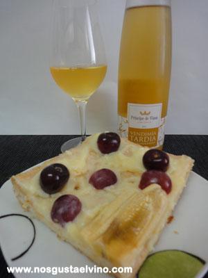 principe de viana vendimia tardia de chardonnay 2012