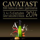 Cavatast 2014 (Sant Sadurní d'Anoia, del 3 al 5 de octubre)