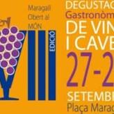 VIII Fira Gastronòmica de Vins i Caves Eix Maragall (Barcelona, 27 y 28 de septiembre de 2014)