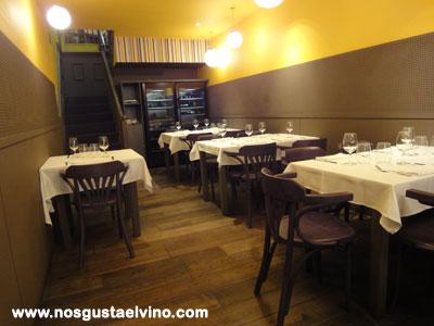 Restaurant cullera de boix boqueria sala