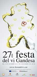 festa del vi gandesa 2014