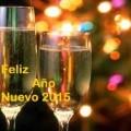feliz año 2015 nos gusta el vino