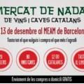 mercat de nadal de vins i caves catalans 2014