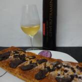 Gramona Vi de Glass Gewürztraminer 2011 con Coca de Chocolate