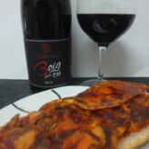 Boig Per Tu 2013 con Chorizo Ibérico de Bellota