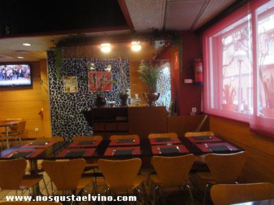 restaurant matenoal molins de rei 4