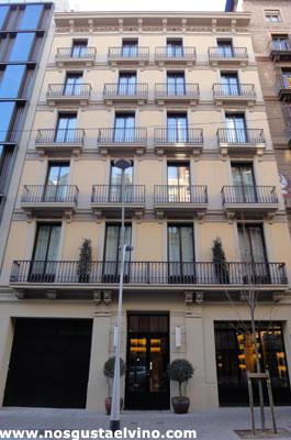 Hotel Praktik Vinoteca Barcelona 1