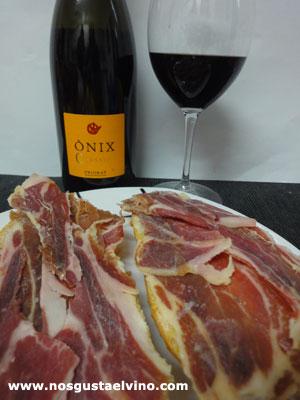 onix classic 2013 con jamon