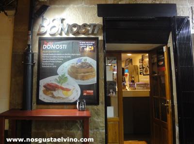 Bar Donosti Calle Laurel Logroño 1
