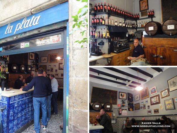 Bar La Plata Barcelona 1