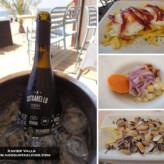 Latitud Norte Beach Restaurant, como comer bien en la playa de Les Botigues de Sitges y no morir en el intento